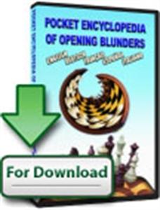 Obrázek z Pocket Encyclopedia of Opening Blunders