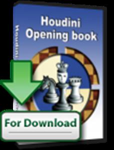 Obrázek z Houdini Opening Book (download)