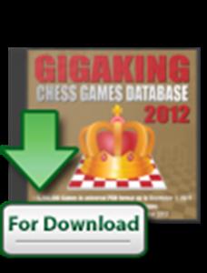 Obrázek z Šachová databáze v PGN formátu (download)