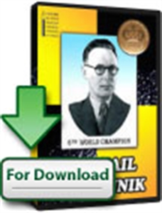 Obrázek z Mikhail Botvinnik - 6. Mistr Světa (download)