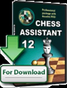 Obrázek z Chess Assistant 12 Lite
