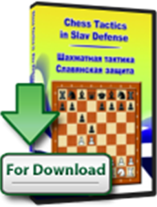 Obrázek z Šachová taktika ve Slovanské Obraně (download)