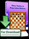 Obrázek pro výrobce Šachová taktika v Královské Indické Obraně (download)
