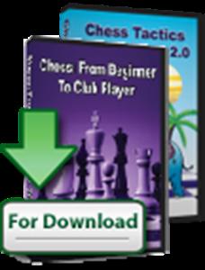 Obrázek z Combo 1 - šachy pro začátečníky ke stažení