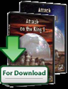 Obrázek z Combo 7 - šachový útok: Útok na krále I a II -ke stažení