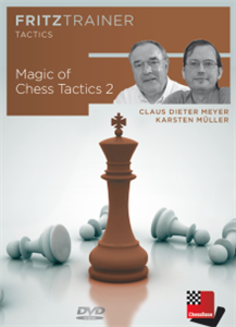 Obrázek z Magic of Chess Tactics 2 (download)