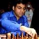 Obrázek z MS 2014 - Sochi 7 Kolo  - Carlsen x Anand remíza