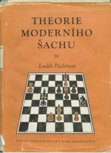 Obrázek z Theorie moderního šachu - III díl - dámský gambit a hry dámským pěšcem / 1956