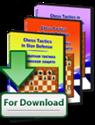 Obrázek pro výrobce Chess Tactics in the Opening Set - 10 programů - download