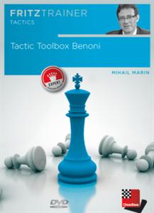 Obrázek z Tactic Toolbox Benoni (download)