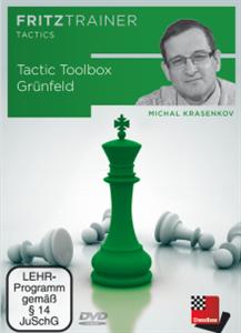 Obrázek z Tactic Toolbox Grünfeld (download)