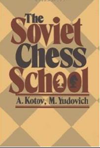 Obrázek z THE SOVIET CHESS SCHOOL