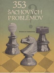 Obrázek z 353 šachových problémov