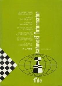 Obrázek z Šachovski informator 43