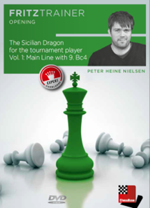 Obrázek z The Sicilian Dragon Vol. 1: Main Line with 9.Bc4 (download)