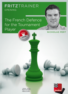 Obrázek z The French Defence for the Tournament Player (download)
