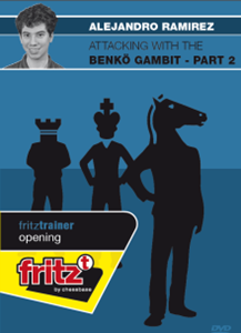 Obrázek z Attacking with the Benko Gambit - Part 2 (download)