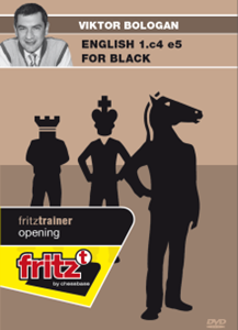 Obrázek z English 1.c4 e5 for Black (download)