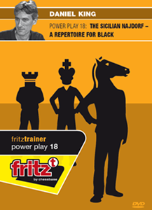 Obrázek z Power Play 18: The Sicilian Najdorf – a repertoire for Black (download)