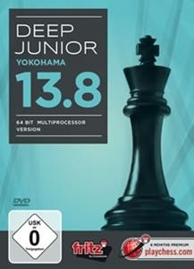 Obrázek z Deep Junior 13.8 mulitprocessor version (Download)