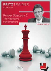 Obrázek z Power Strategy 2 - The Middlegame - Static Positions (download)