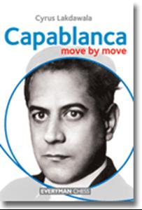 Obrázek z Capablanca: Move by Move