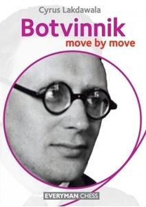 Obrázek z Botvinnik: Move by Move