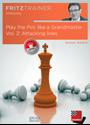 Obrázek pro výrobce Play the Pirc like a Grandmaster Vol. 2: Attacking lines (DVD)