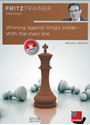 Obrázek pro výrobce Winning against King's Indian - With the main line (DVD)