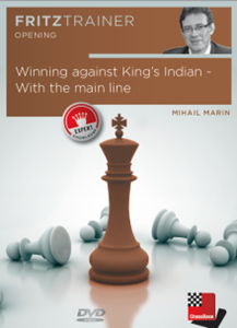 Obrázek z Winning against King's Indian - With the main line (DVD)