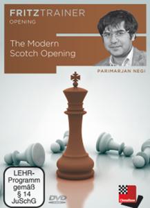 Obrázek z The Modern Scotch Opening (dvd)