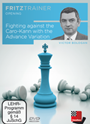 Obrázek pro výrobce Fighting against the Caro-Kann with the advanced variantion (DVD)