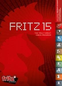 Obrázek z Fritz 15 na DVD