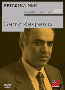 Obrázek z Master Class Vol.7: Garry Kasparov - DVD