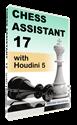 Obrázek pro výrobce Chess Assistant 17 with Houdini 5 (download)