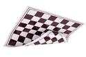 Obrázek pro výrobce šachovnice rolovací hnědá 5x5