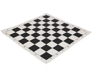 Obrázek z šachovnice rolovací černá 6x6