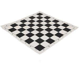Obrázek z šachovnice rolovací černá 6x6 druhá kategorie