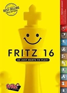 Obrázek z Fritz 16 na DVD