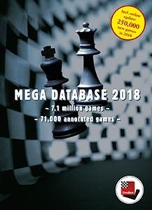 Obrázek z Mega Database 2018 Upgrade from older Mega (DVD)