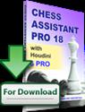 Obrázek pro výrobce Chess Assistant 18 PRO with Houdini 6 PRO (download)