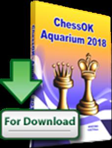 Obrázek z ChessOK Aquarium 2018 (download) + Lomonosov Tablebases 2018