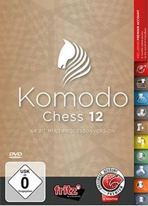 Obrázek z Komodo Chess 12 - ke stažení
