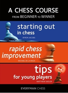 Obrázek z A Chess Course: From Beginner to Winner