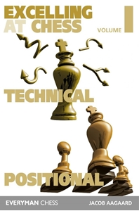 Obrázek z Excelling at Chess Volume 1: Technical and Positional Chess