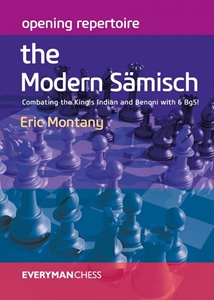 Obrázek z Opening Repertoire: The Modern Sämisch: Combating the King's Indian and Benoni with 6 Bg5!