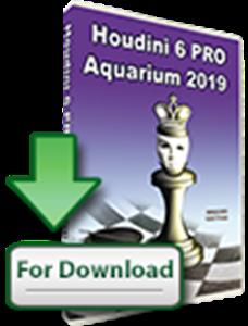 Obrázek z Houdini 6 PRO Aquarium 2019 (download)