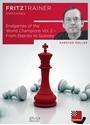 Obrázek pro výrobce Endgames of the World Champions Vol. 2 - from Steinitz to Spassky (download)
