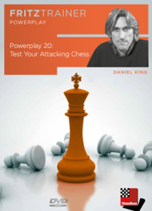 Obrázek z Power Play 20: Test Your Attacking Chess (download)