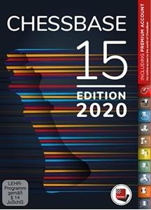 Obrázek z ChessBase 15 - Premium package Edition 2020 - DVD